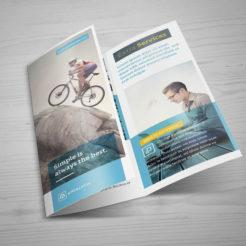 Andalucia Trifold Brochure