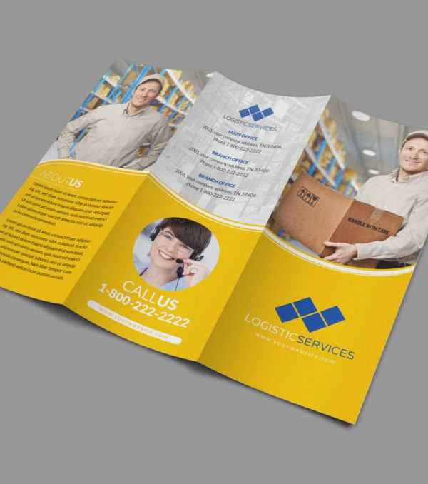 Astin Brochure Template