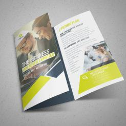 Chevy Trifold Brochure