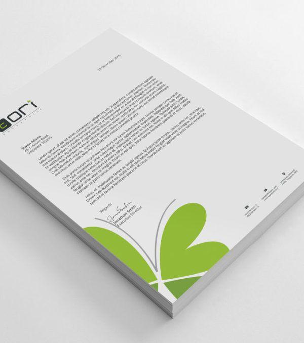 Tori Corporate Identity Kit