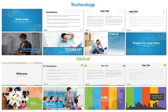 Enam PowerPoint Presentation Template