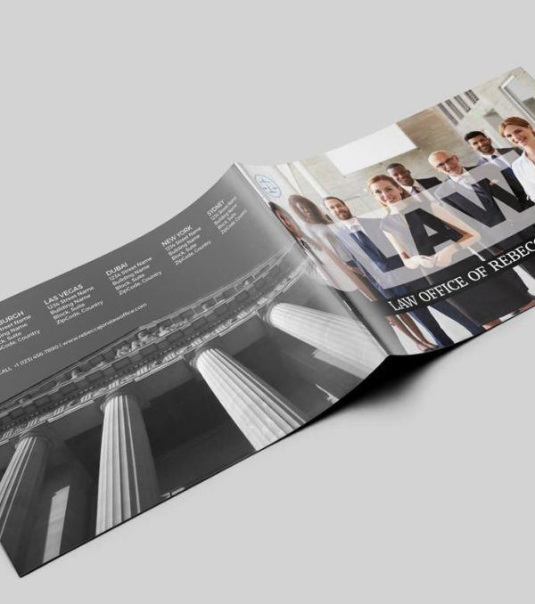 Ergo Legal Brochure