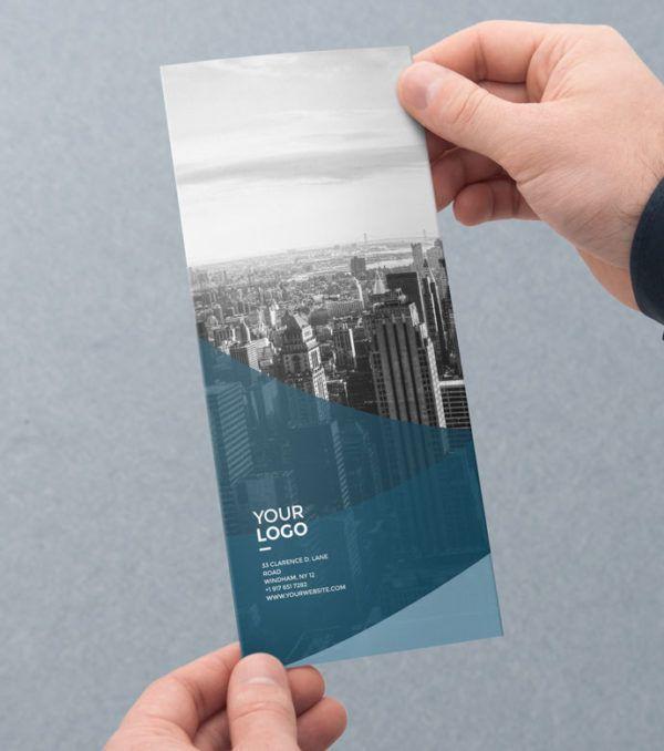 Oslo Trifold Brochure