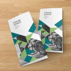Havana Trifold Brochure