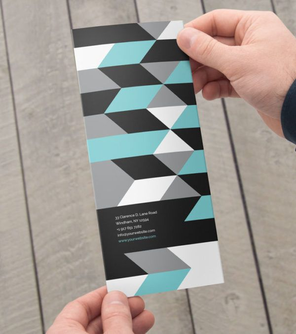 Madrid Trifold Brochure