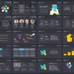 Digital Agency PowerPoint Presentation Template