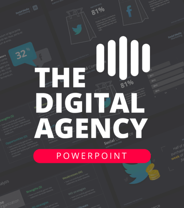 Digital Agency PowerPoint Presentation Template