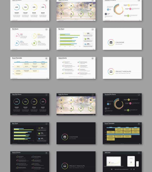 Arcama PowerPoint Presentation