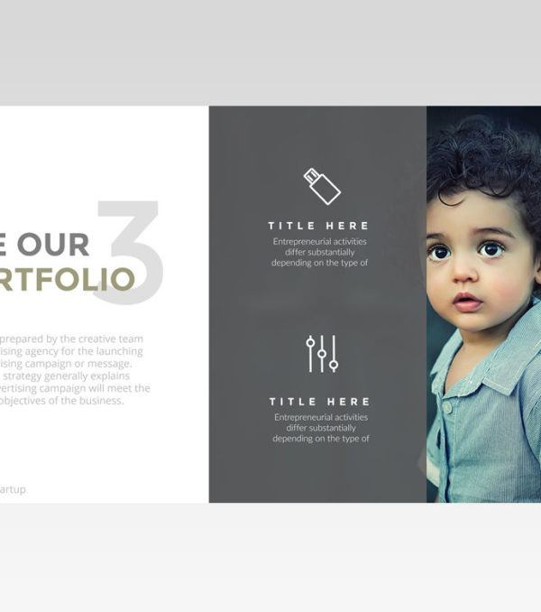 Mia PowerPoint Template