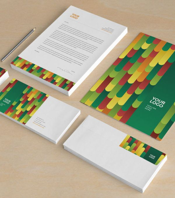 Digital Rain Stationary Kit