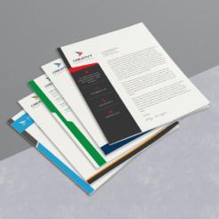 Mana Peak Letterhead Kit
