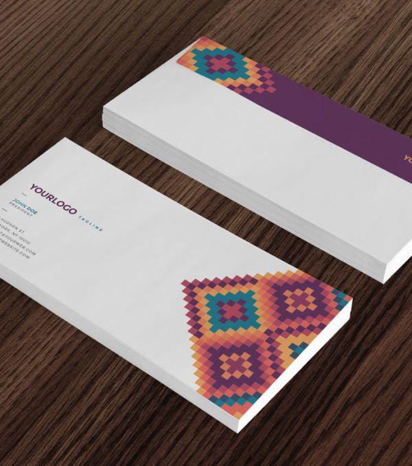 Mesa Stationary Kit Envelope