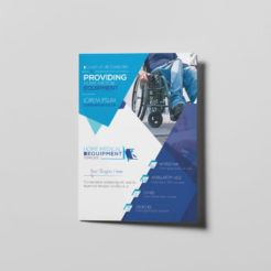 Rania Trifold Brochure