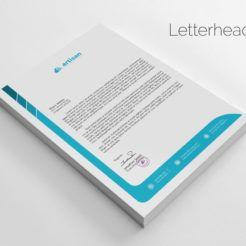 Ranier Letterhead Template