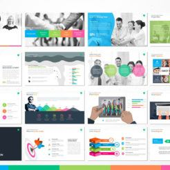 The Project PowerPoint Template