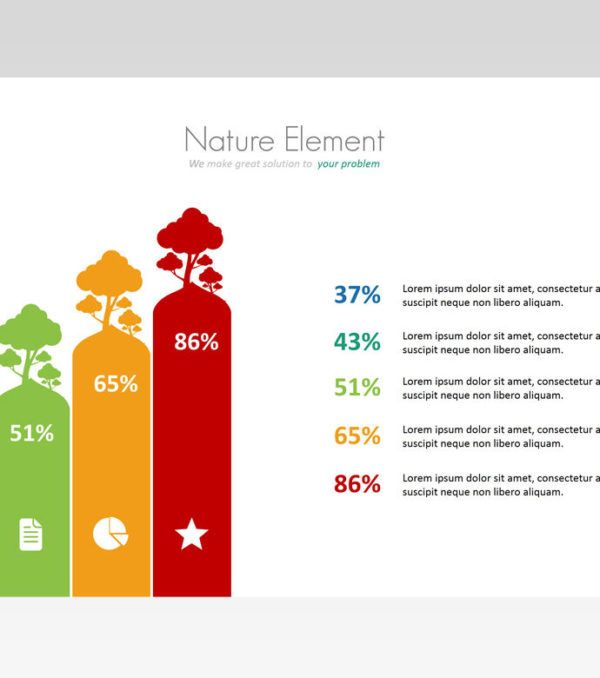 The Report PowerPoint Presentation Template