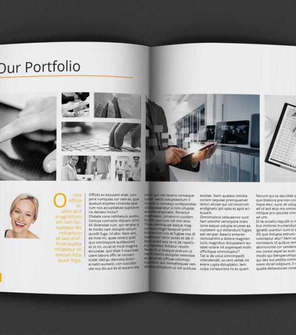 Omnia Brochure Booklet from Digital Dreams