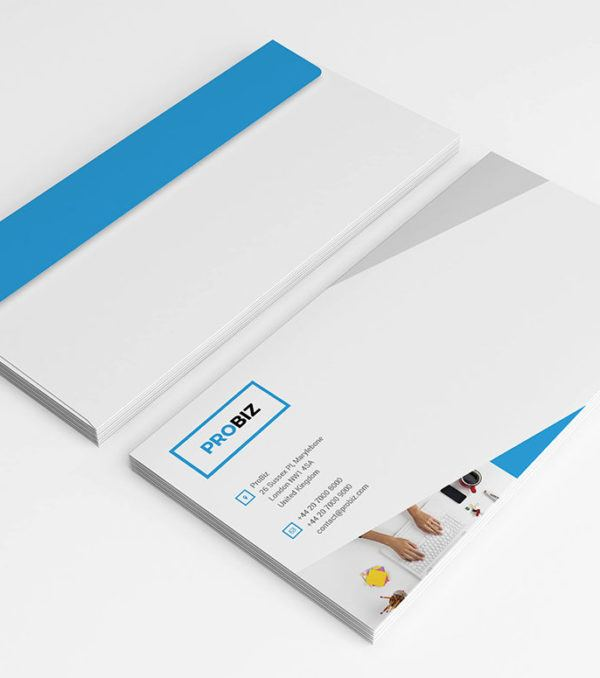 ProBiz Stationary Kit from Digital Dreams