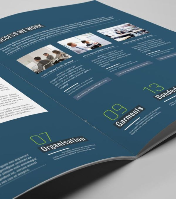 Finsen Brochure