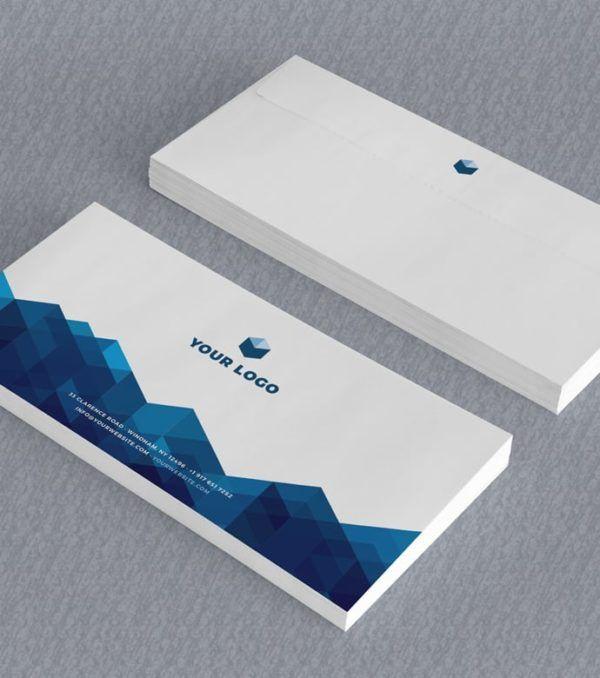 Sonata Stationary Kit Envelopes