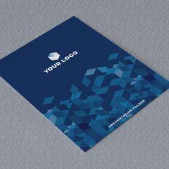 Sonata Stationary Kit Presentation Folder