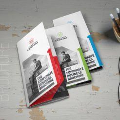 Bobina Trifold Brochure from Digital Dreams