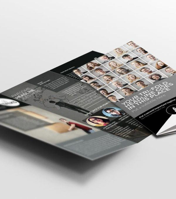 Garibay Trifold Brochure from Digital Dreams