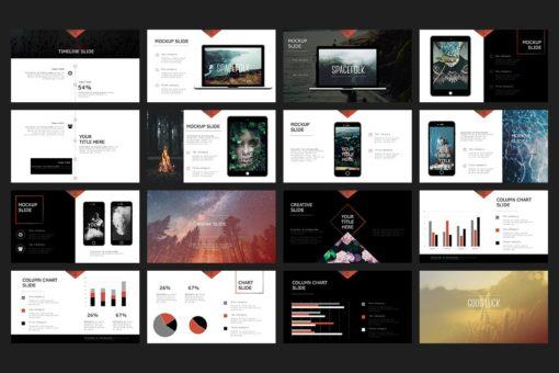 Zoey PowerPoint Presentation from Digital Dreams